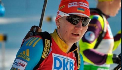 Олена Підгрушна – сьома у спринті першого етапу Кубка світу-18/19 з біатлону