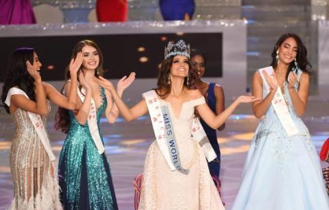 Корону «Міс Світу-2018» здобула 26-річна мексиканка, українка не увійшла у Топ-30