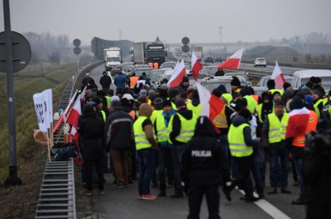 ''Жовті жилети'' дісталися до Польщі