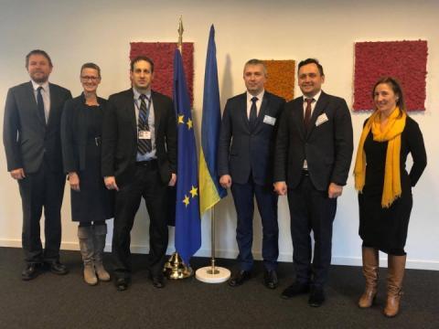 Україна і Євросоюз підписали угоду щодо електронного урядування