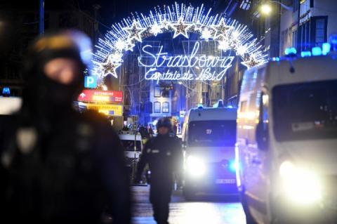 Після стрілянини у Страсбурзі поновили роботу різдвяні ярмарки