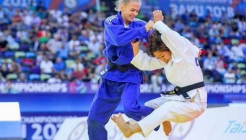 Дарина Білодід очолила світовий рейтинг дзюдоїсток у вазі до 48 кг