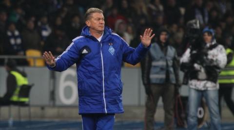 Олег Блохін: «Олімпіакос» за рівнем майстерності гравців не вищий за «Динамо»