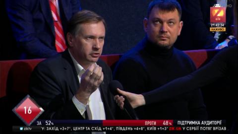 Чорновіл заявив, що Добкін, імовірно – технічний кандидат Тимошенко