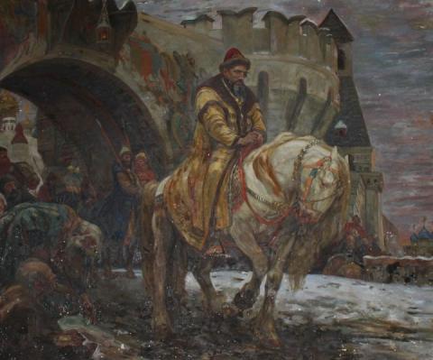 США повернуть Україні картину, викрадена у часи Другої світової війни