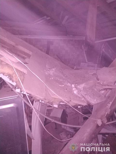 На Харківщині вибухнув будинок: є постраждалі