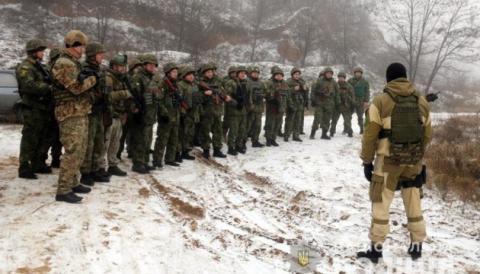 На Донеччині відбулися польові навчання для керівників поліції