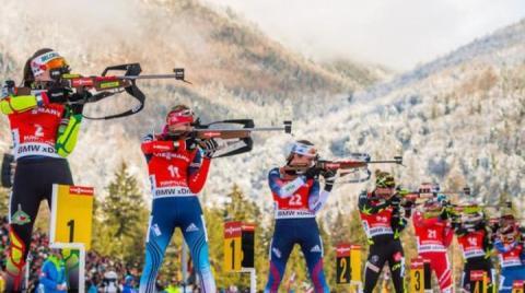 Три українки входять у ТОП-30 загального заліку КС-18/19 з біатлону після трьох етапів
