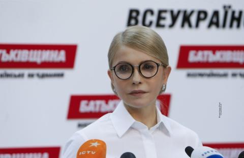 Тимошенко: «Батьківщина» беззаперечно перемогла на виборах до ОТГ