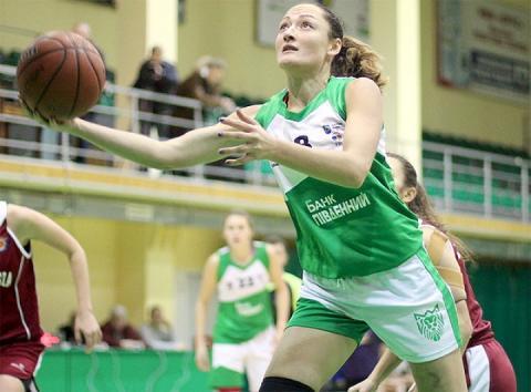 Баскетболістки СБК «Львів» зазнали двох поразок у домашніх іграх Суперліги