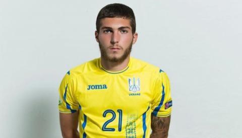 Лідер молодіжної збірної України з футболу Цитаїшвілі хоче грати за Грузію