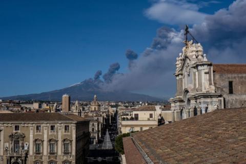 Італію сколихнув землетрус силою 4,8 бала
