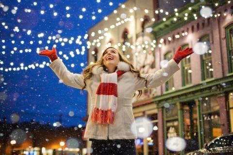 Синоптик повідомила, якої погоди чекати українцям у новорічну ніч