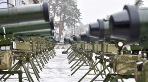 """Сотні """"Стугн"""", """"Корсарів"""" та іншої точної зброї отримала українська армія"""