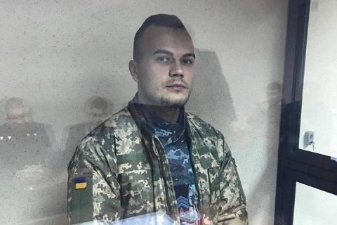 Полонений капітан судна Мельничук повідомив, що російські тюремники вилучили його листи