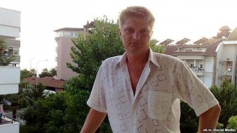 Українця Ігоря Кияшка у Росії засудили до восьми років «за шпигунство»