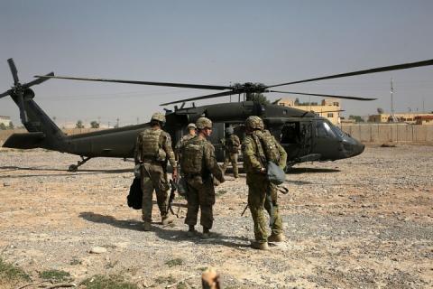 США побудують дві нові військові бази в Іраку: з'явилися деталі