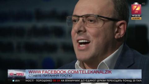 Дмитро Співак вважає рішення про воєнний стан «бутафорним»