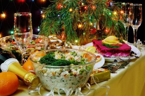Уляна Супрун розкритикувала традиційне меню новорічного столу