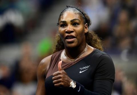ЗМІ: Американська тенісистка Серена Вільямс уп'яте визнана спортсменкою року