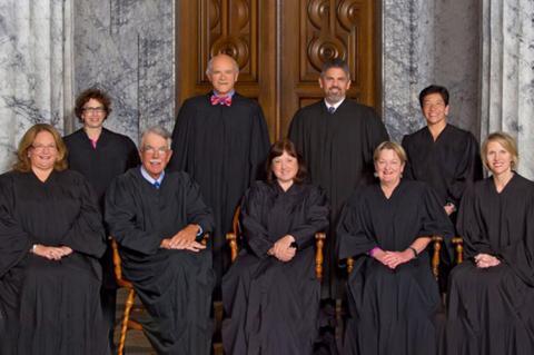 Скільки коштує суддівська кампанія — суддя ВС штату