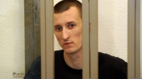Політв'язень Кольченко проведе свята у штрафному ізоляторі, – правозахисниця