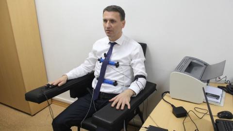 Директор ДБР Роман Труба пройшов перевірку на детекторі брехні