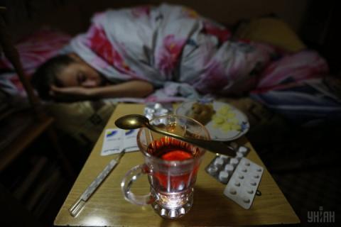 За тиждень в Україні від грипу померло четверо людей