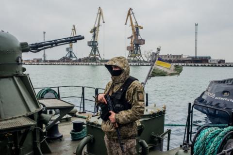 На узбережжі Азова створено угруповання протидесантної оборони, – командувач ООС