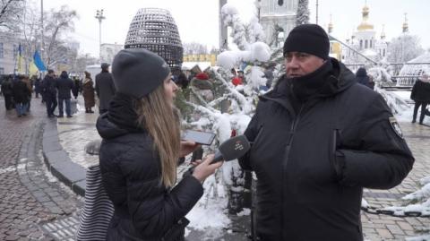 Беркутівець, що розганяв Майдан, керує спецпідрозділом у новій поліції - ЗМІ