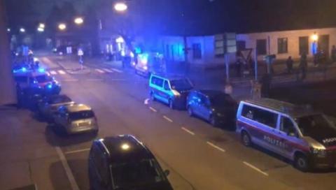 У Відні напали на католицьку церкву, постраждали до 15 осіб