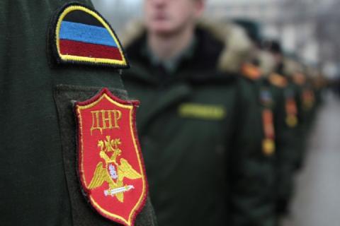 Українські військові піймали в полон сепаратиста – виявився екс-працівником МВС