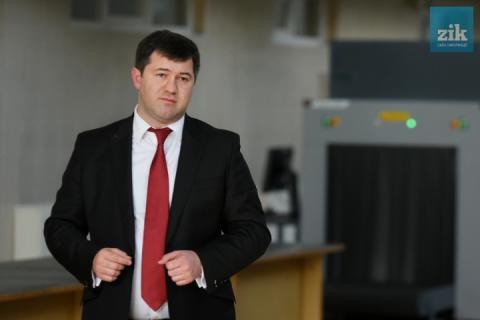 Насіров заявив, що відтепер є легітимним керівником фіскальної служби