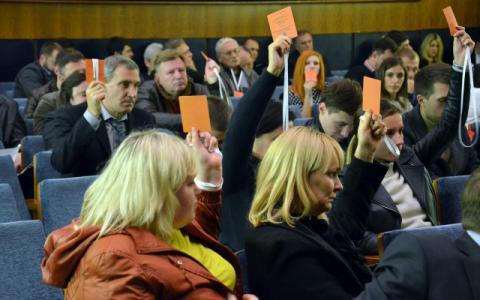 РАУ скликала конференцію адвокатів Києва на законних підставах — ВС
