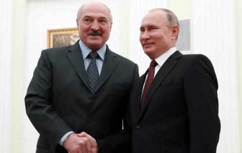 Путін і Лукашенко поговорили щодо подолання перешкод, які стоять на шляху їхньої інтеграції