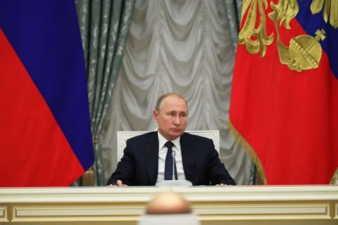 Путін вирішив засекретити державні закупівлі зброї