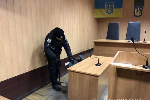 В Одесі двічі за день «мінували» будівлю суду