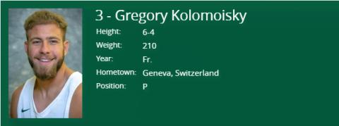 Син Коломойського вчиться у США й займається баскетболом