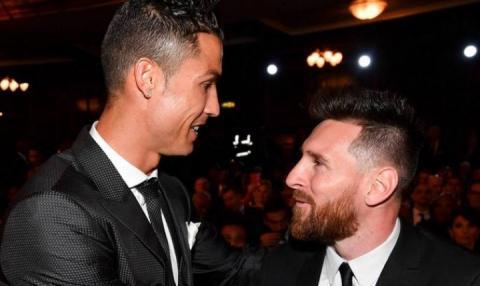 Зірки світового футболу Мессі і Роналду у 2018 році на двох забили 100 голів