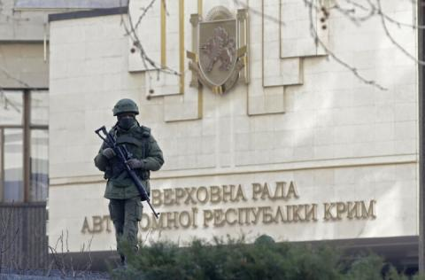 У «Нафтогазі» оцінили втрати активів в окупованому Криму на суму 5 млрд доларів