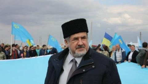 Чубаров закликав кримчан відзначити Новий рік за київським часом