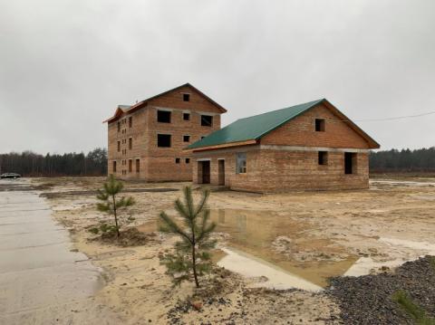 Для ЗСУ збудували навчальний комплекс для імітації бою у населеному пункті
