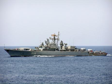 У міноборони РФ заявили, що контролюють дії корабля США в Чорному морі