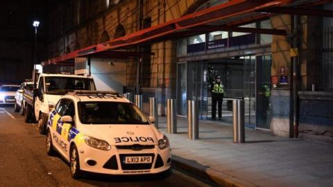 Різанина в новорічну ніч у Манчестері: троє постраждалих, поліція підозрює тероризм