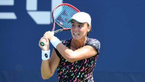 Ангеліна Калініна вийшла до 1/4 фіналу в парі тенісного турніру у Шеньчжені