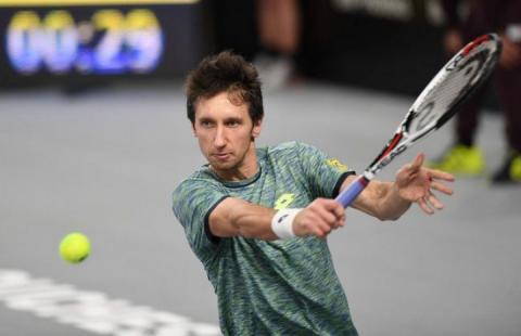 Сергій Стаховський програв на старті тенісного турніру АТР у Досі