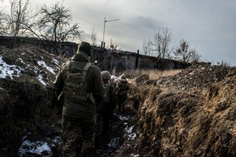 Окупанти тричі обстріляли сили ООС – загинув боєць