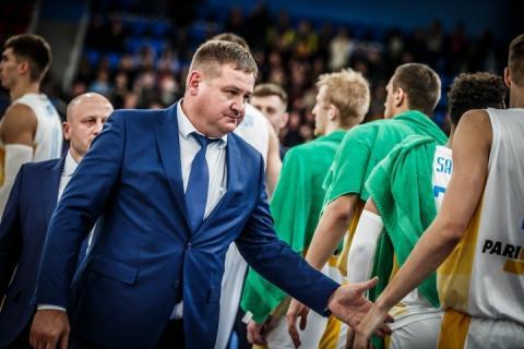 Тренер збірної України з баскетболу Євген Мурзін: Мета на 2019 рік – вихід на ЧС