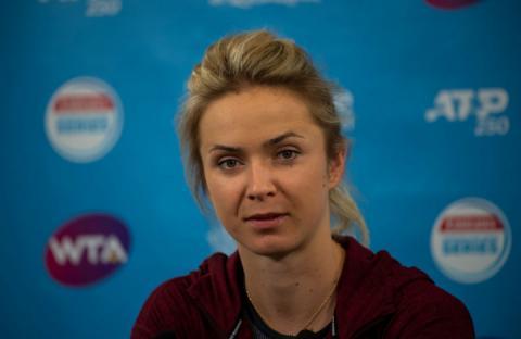 Еліна Світоліна сьогодні стартує на тенісному турніру WTA Premier у Брісбені