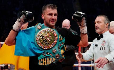 Боксер Олександр Гвоздик може стати «Відкриттям року» за версією WBC